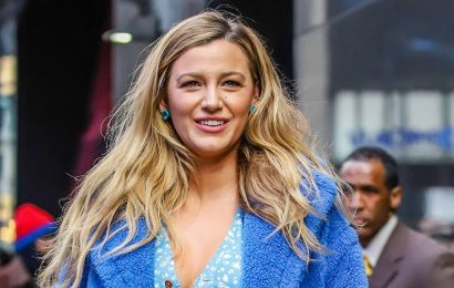 Get Blake Lively's $248 Maxi Dress Look for Less — Just $30 on Amazon!