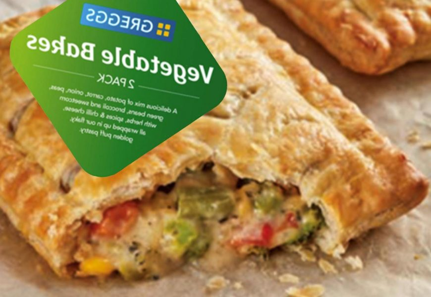Greggs recalls vegetable bakes sold in Iceland due to fears they contain pieces of glass