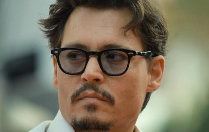 Here's What Johnny Depp's Tattoos Really Mean