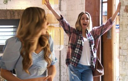 Hollyoaks trailer confirms Donna-Marie's return, baby kidnap and steamy affairs