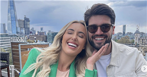 Inside Amber Turner's lavish celebrations for beau Dan Edgar's birthday with amazing cake and gifts