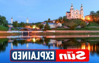 Is Belarus in the EU?