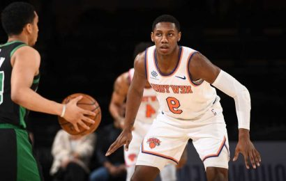 Knicks' playoff madness finally arrives after brief scare