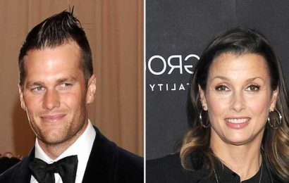 LOL! Bridget Moynahan Finds 'Shirtless' Ex Tom Brady Mentioned in a Book