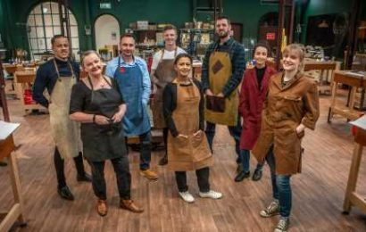 Like the BBC's 'Bake Off,' but With Lots of 'Glitter'