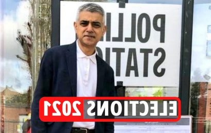 Local elections 2021 LIVE – Polls open across UK as London Mayor Sadiq Khan's lead narrows to just 12 points