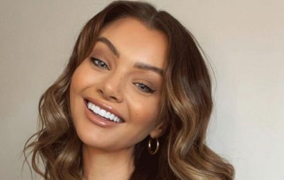 Love Island's Kendall Rae Knight looks incredible as she swaps dark tresses for honey blonde hair