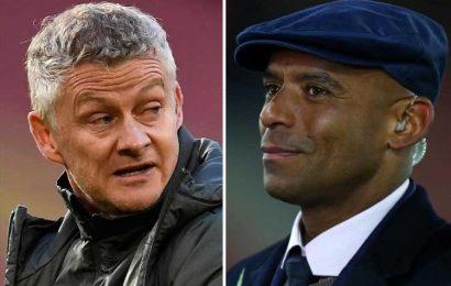 Man Utd should face POINTS DEDUCTION for 'disrespecting' Prem after making ten changes against Leicester, rages Sinclair