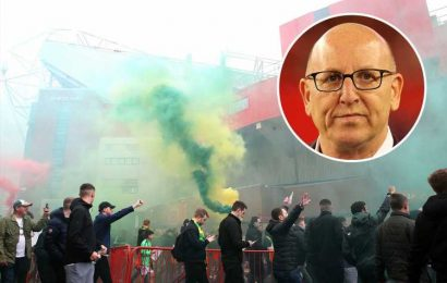 Manchester United Supporters Trust send Joel Glazer four-point plan for future of club after Old Trafford protests