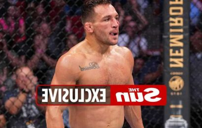 Michael Chandler told Justin Gaethje is a 'terrible' match-up for him as UFC chief Dana White plots lightweight showdown