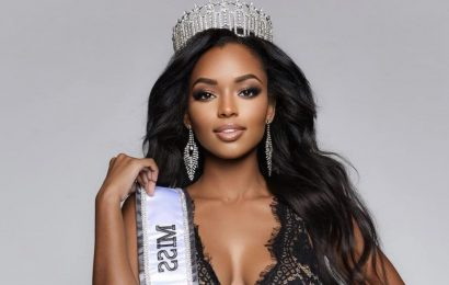 Miss USA Asya Branch could make history again at Miss Universe competition