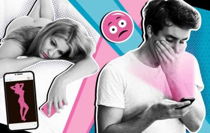 My partner facetimes his ex for hours – I'm scared they're having virtual sex