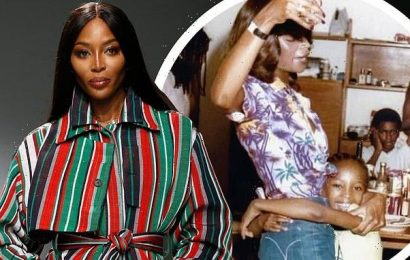 Naomi Campbell 'expected to return to work weeks' after welcoming baby