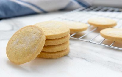 National Biscuit Day 2021 – Shortbread recipe