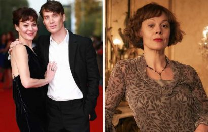 Peaky Blinders' Cillian Murphy pays moving tribute to 'special' co-star Helen McCrory after her tragic death