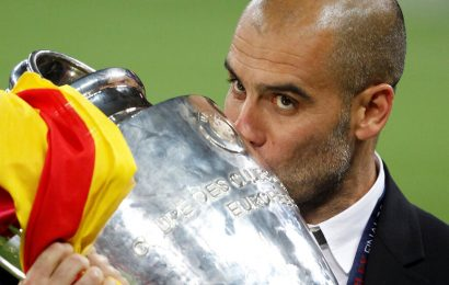 Pep Guardiola and the Ones That Got Away