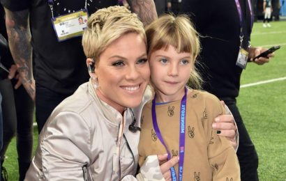 Pink Juggles Motherhood and Touring In Documentary Trailer