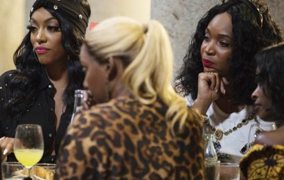 'RHOA': Marlo Hampton Says Porsha Williams Ended Their Friendship Because She Knows the Truth About Williams' Alleged Threesome