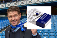 Rangers manager Steven Gerrard found paracetamol and dioralyte in Ibrox locker ahead of epic Gers title party