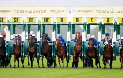 Royal Ascot day five racecard: Runners, odds, tips and TV schedule for Diamond Jubilee Stakes day