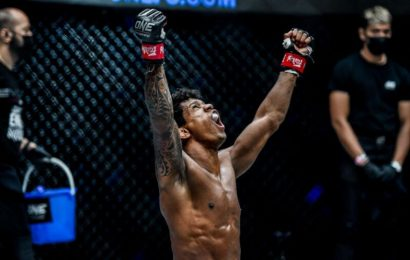 ST Sports Talk Podcast: Adriano Moraes' journey from street fighter to MMA champion