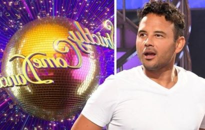 Strictly Come Dancing bosses 'offer' ex-Corrie star Ryan Thomas 'a place' for 2021 series