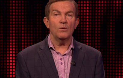 The Chase fans go wild as stunning player steals show with brains and beauty