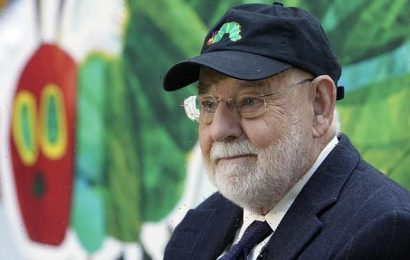 'The Very Hungry Caterpillar' author Eric Carle dies at 91