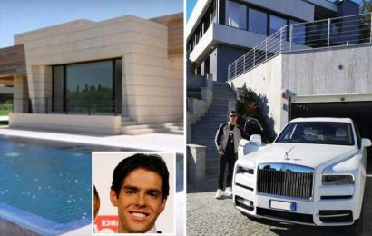 The amazing homes of Cristiano Ronaldo, Lionel Messi and Beckham, but which footballer owns the most expensive property? – The Sun