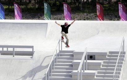 Three members of Australia's Olympic skateboarding team test positive for COVID-19