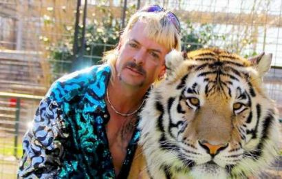 Tiger King's Joe Exotic reveals he's battling prostate cancer and begs to be released from prison