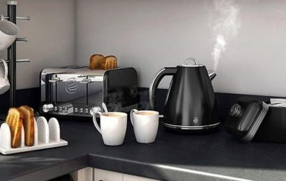 Top-rated cheap kettles for under £30 on Amazon