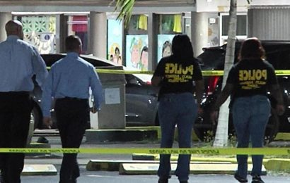 Two people dead and over 20 injured in shooting outside Florida concert
