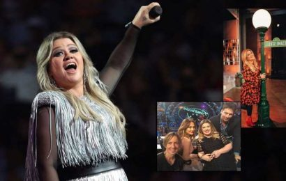 Yes To Hollywood: Kelly Clarkson Goes From Waitress To Idol To $45 Million Icon