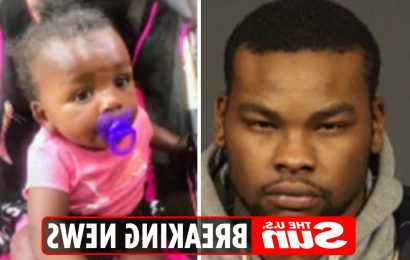 Amber Alert issued in NYC for Mi Angel Gaines, 9 months, who's 'in danger of death' after being snatched in Harlem