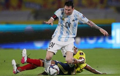Argentina vs Chile FREE: Live stream, TV channel, kick-off time and team news for TONIGHT'S Copa America clash