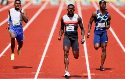 Athletics: Bromell clocks world-leading 9.77sec in 100m in Florida meet