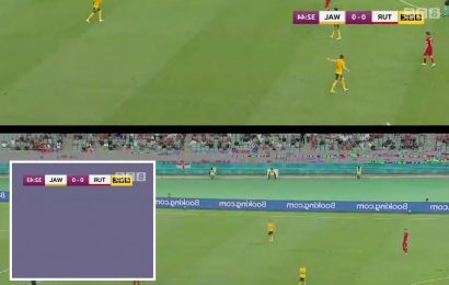BBC lose sound and images for Wales vs Turkey as viewers complain of 'glitching' and 'woeful' coverage
