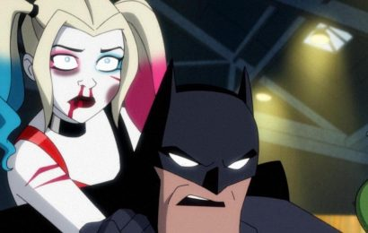 Batman Performing Oral Sex on Catwoman Yanked from 'Harley Quinn' Series