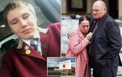 Boy, 14, died as a result of 'misadventure', coroner concludes