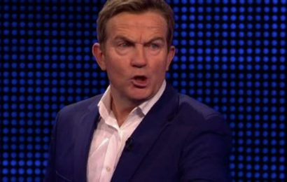 Bradley Walsh tells The Chase player 'not to speak' after blurting answer