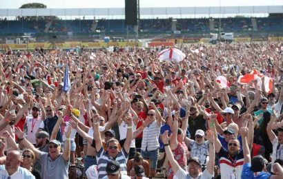British Grand Prix to allow full 400,000 capacity to Silverstone F1 race this year after getting Government approval