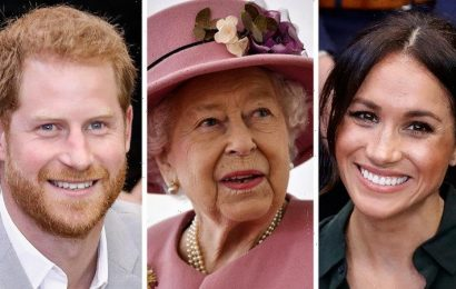 Buckingham Palace won't back Sussexes in Lilibet naming row