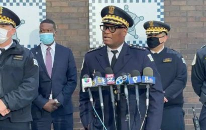 Chicago girl, 14, chased by gang members, shot in head