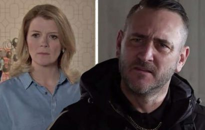 Coronation Street drug-lord Harvey to return after Leanne defies his threat?
