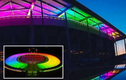 Defiant German clubs vow to light up stadiums with rainbow colours after Uefa snub request for Germany vs Hungary
