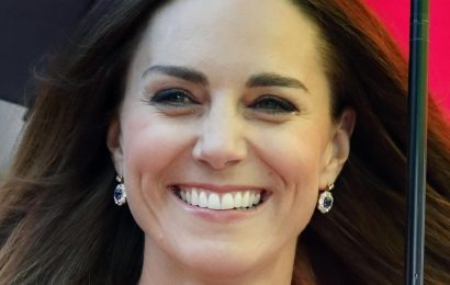 Designer Reveals Why There's More Pressure Styling Kate Middleton Over Meghan Markle
