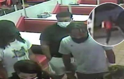 Dine and Dashers Wanted For Abducting Waitress