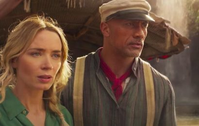 Dueling 'Jungle Cruise' Trailers Pit Dwayne Johnson Against Emily Blunt for Movie Star Supremacy