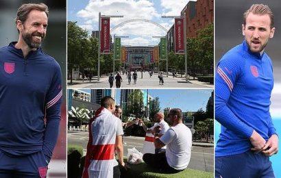 England vs Croatia – Euro 2020: Live score, team news and updates